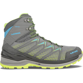 Lowa Innox Pro GTX Mid Boots Men graphite/lime